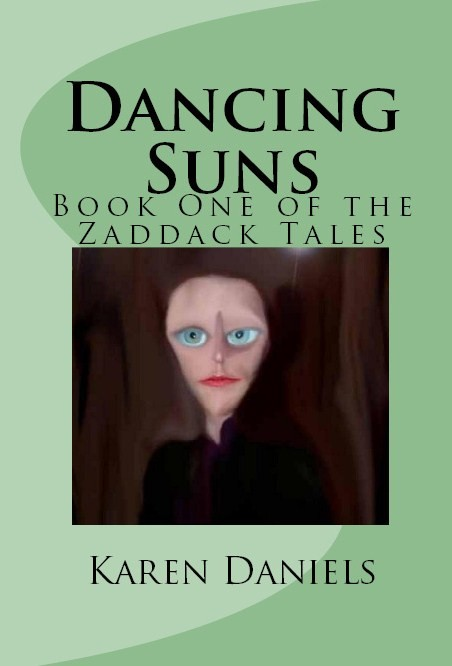 Dancing Suns - Zaddack Tales Book 1